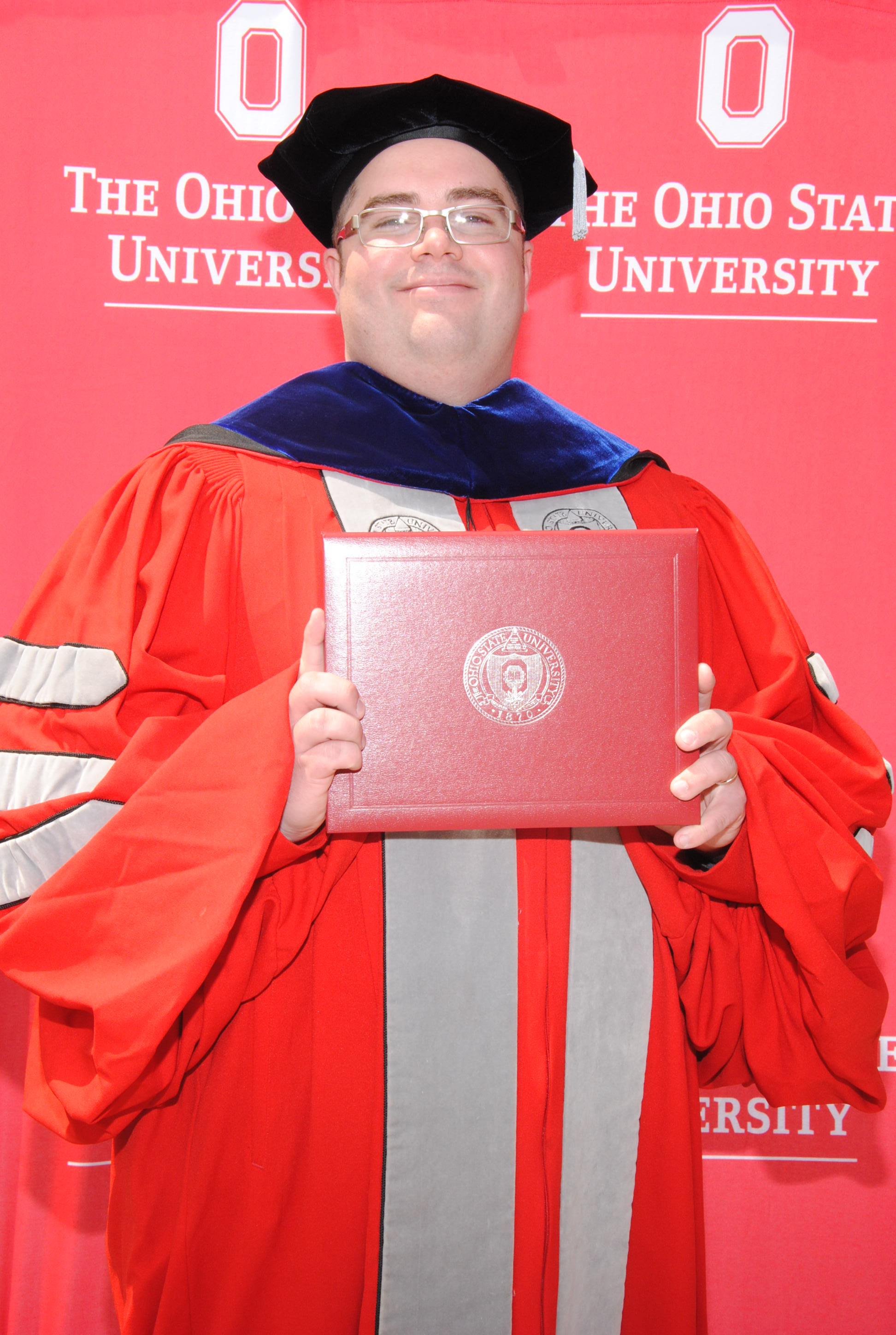 Ohio state phd thesis